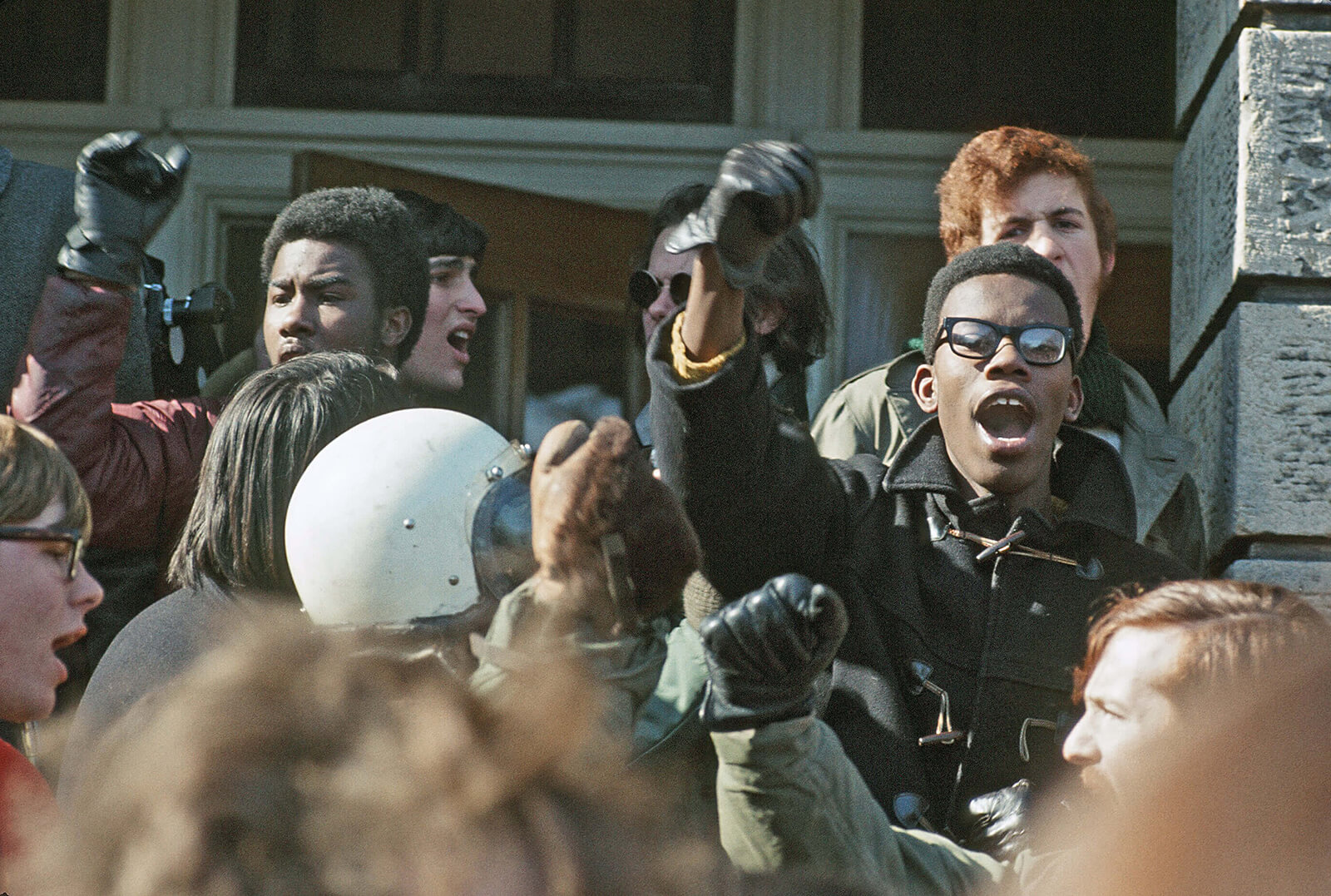 Report Thousands Of Wisconsin Students >> 1969 Black Student Strike Uw Madison