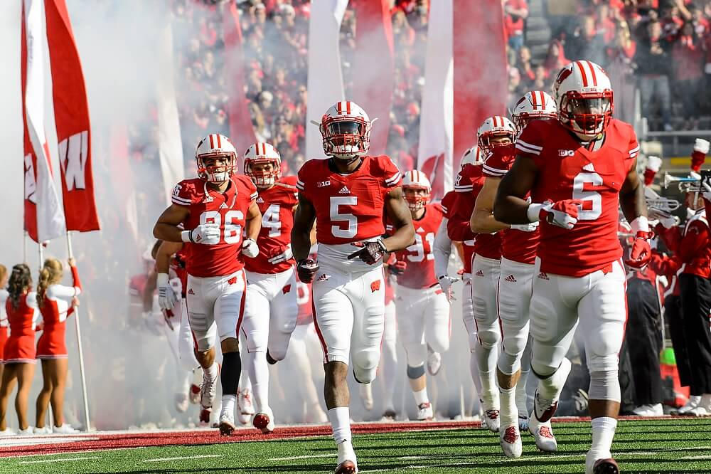On Saturday, the Badgers took the field determined to notch their second Big Ten victory of the season in a battle with the Purdue Boilermakers.