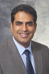 Portrait of Ajay Sethi