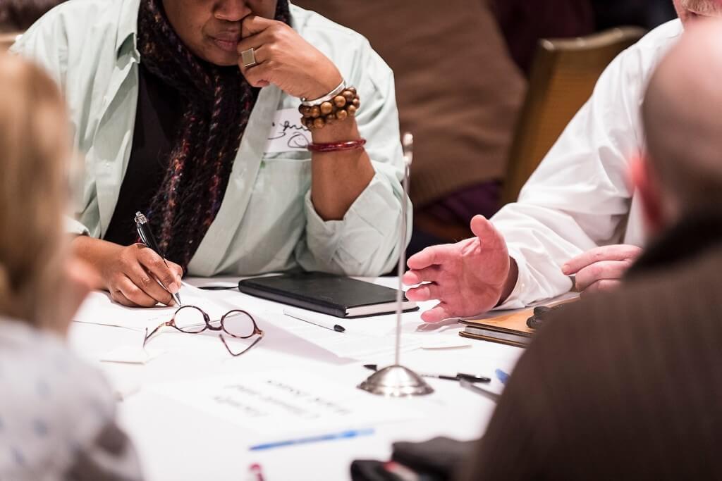 Campus diversity forum