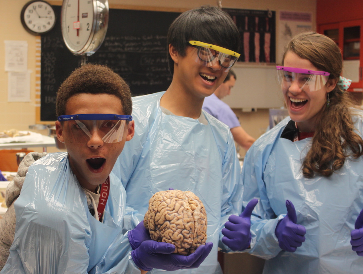 WCATY hands-on activities in fields such as electrical engineering, geology and forensic science help keep academically gifted Wisconsin students engaged and challenged in school.