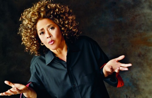 Actress Anna Deavere Smith will perform an Evening of Shakespeare on April 20 at Shannon Hall in the Memorial Union.