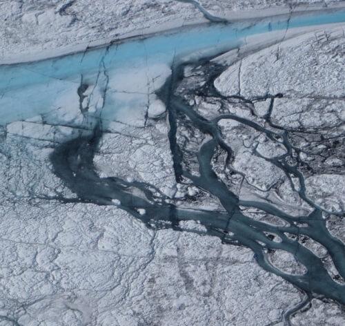 Greenland Meltwater crop
