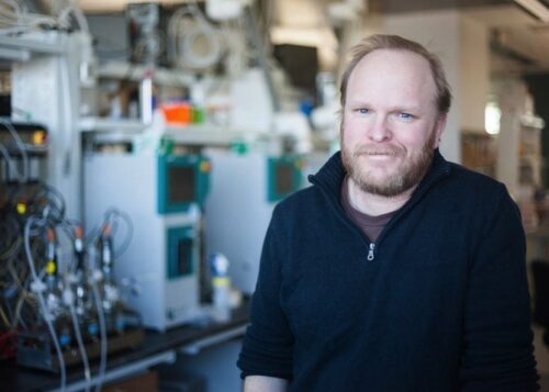 Senior author Jeff Piotrowski says the bio-design technique could be of use beyond the realm of biofuels.