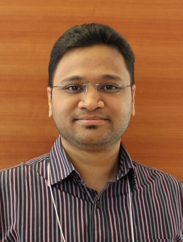 UW-Madison postdoctoral fellow Pratik A. Lalit, lead author of the new study.