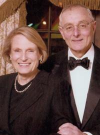 Marianne and Sheldon Lubar