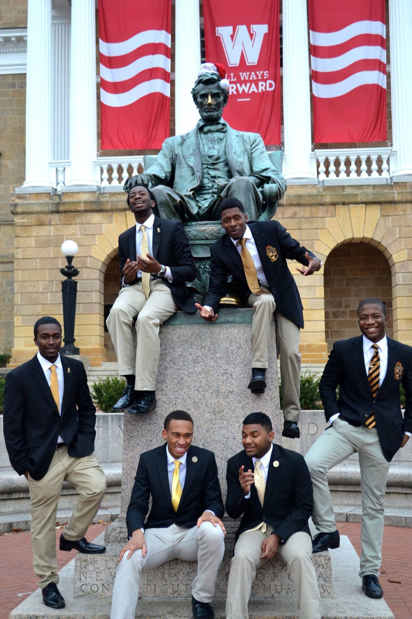 Black Greek Letter Organizations have a small but powerful