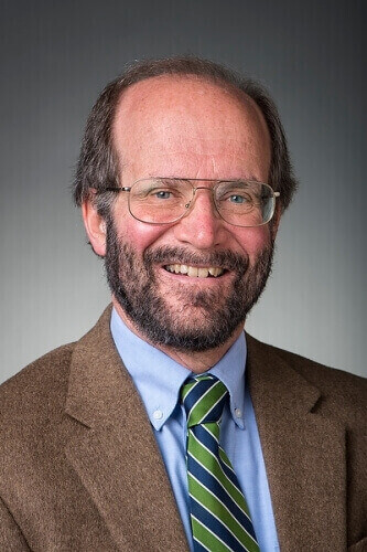 Robert Golden, dean of the School of Medicine and Public Health at the University of Wisconsin–Madison, is pictured in a studio portrait on Sept. 22, 2014. (Photo by Jeff Miller/UW-Madison)