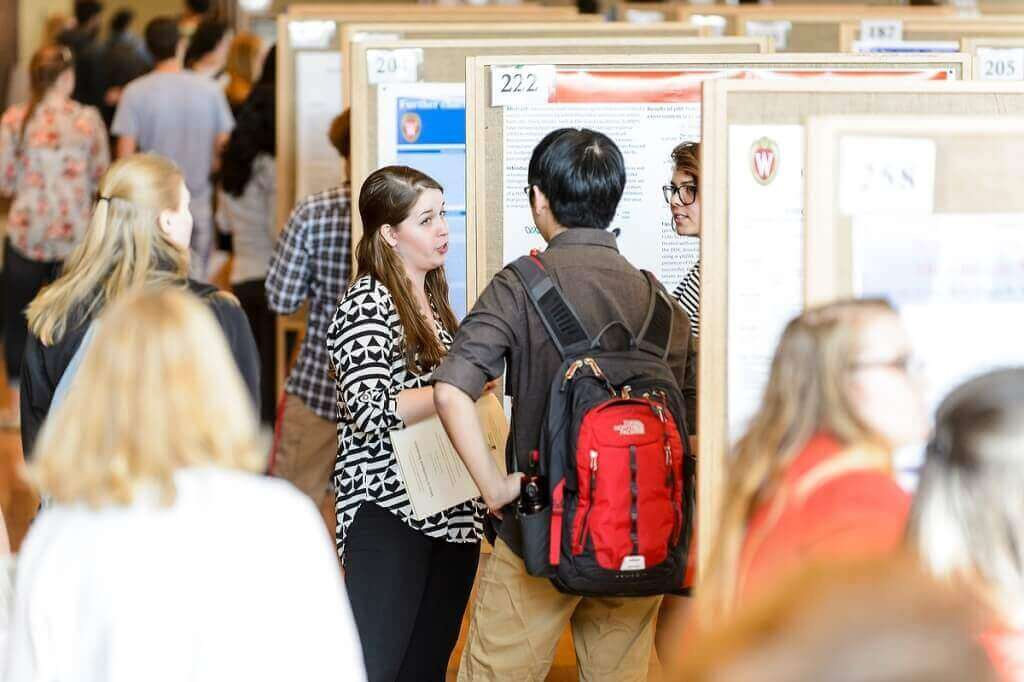 The annual symposium showcases student-led research, creative endeavors and service-learning projects.