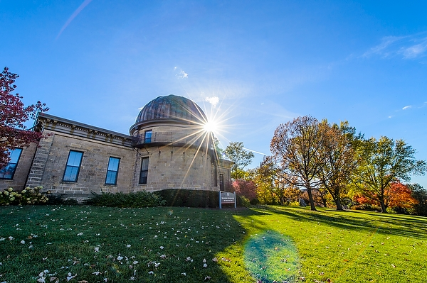 Photo: Washburn Observatory
