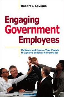 "Photo: Cover of ""Engaging Government Employees"""