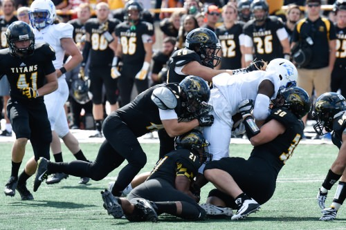Photo: UW-Oshkosh football team