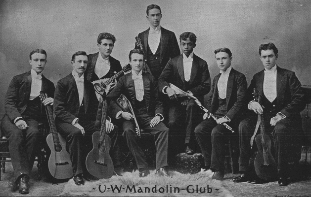 Photo: Mandolin Club group photo