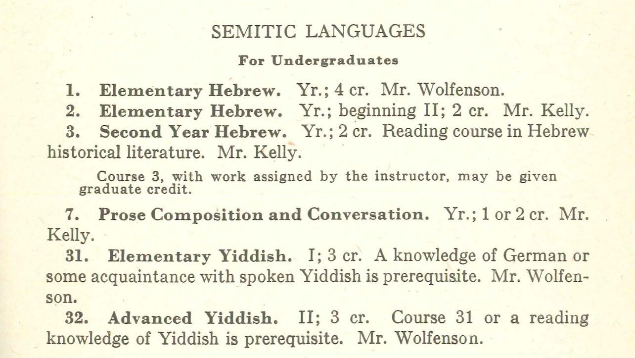 A century on, celebrating the first Yiddish-language ...