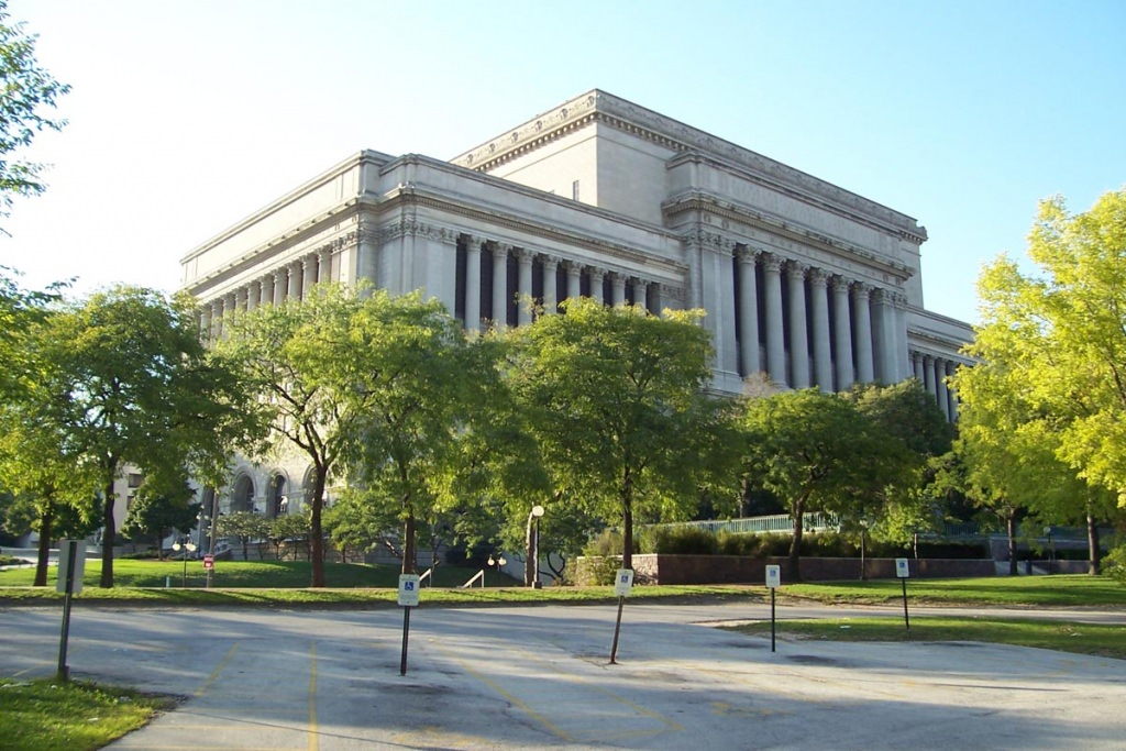 Photo: Milwaukee County Courthouse