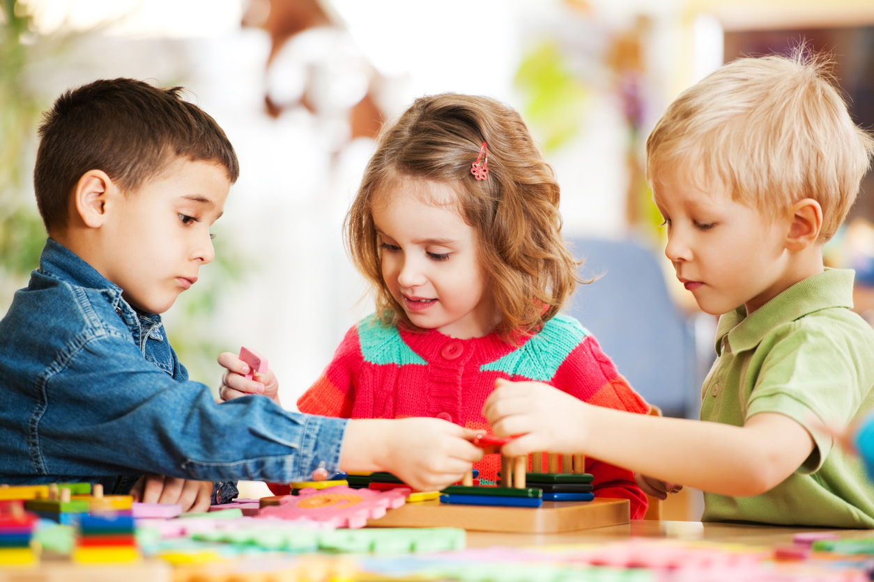 Pre School Toys : Young children s spatial talk predicts their abilities