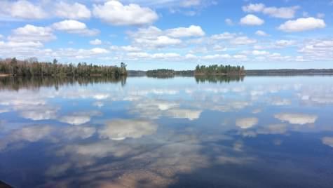 Photo: Trout Lake