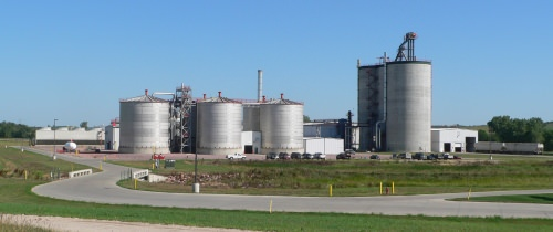 Photo: Siouxland ethanol plant