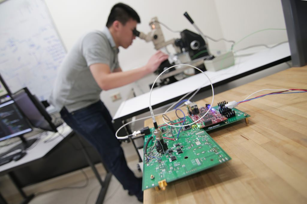 Liquid silicon: Computer chips could bridge gap between