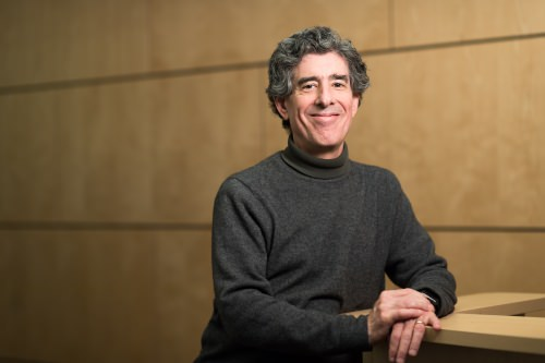Professor Richard Davidson founded the Center for Healthy Minds at UW–Madison.