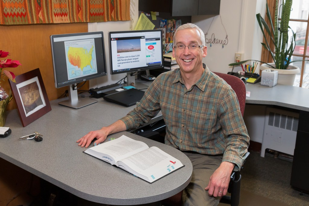 Bill Provencher founded the Resource and Energy Demand Analysis (REDA) program in the College of Agricultural and Life Sciences CALS.