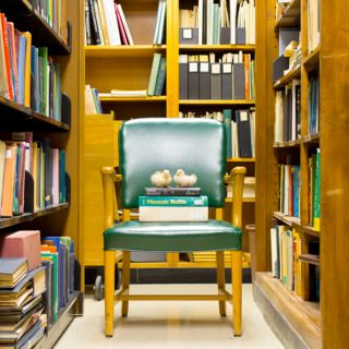 The Zoological Museum Research Library supports the Zoological Museum and its many biological specimens.