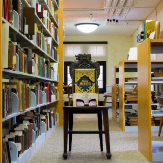 The Max Kade Institute Library and Archives include rare German-language items written or published in America.