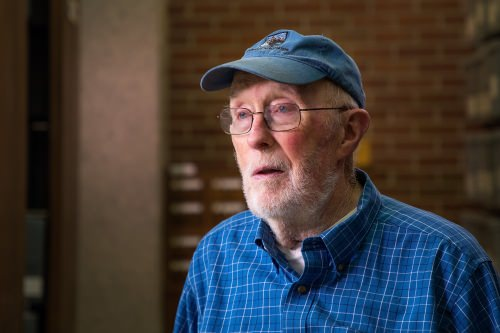 Tom Brock reflects recently on his life as a field researcher, and his scientific discoveries.