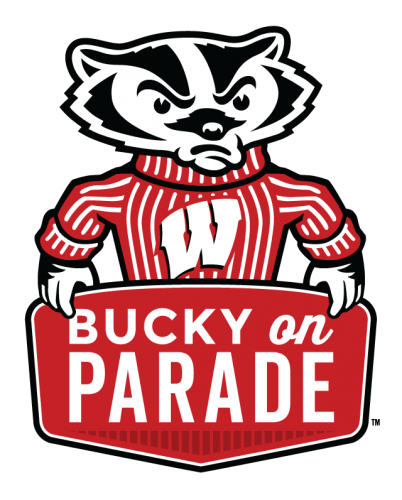 Graphic: Bucky on Parade logo
