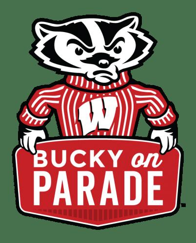 Graphic: Bucky on Parade logo