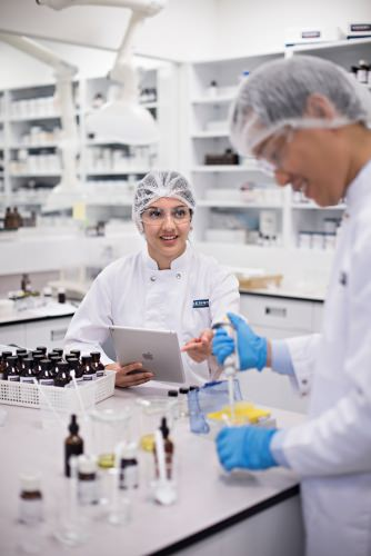 Kerry uses a complex mix and match process, using thousands of flavoring compounds and other ingredients, to meet customer needs.