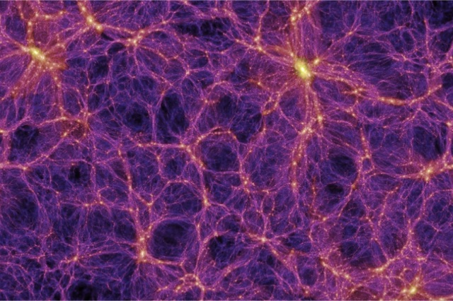 Photo: Image of holes in Milky Way