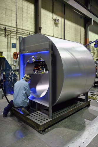 Wisconsin manufacturer leading the market on building
