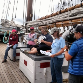 Tori Keifer, an expert on maritime archeology, offers some Great Lakes schooner history.