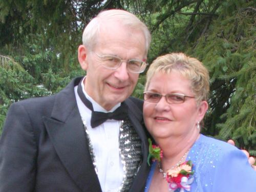 Photo of Mike and Phyllis Leckrone