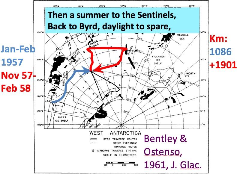 Bentley Subglacial Trench Bentley Subglacial Trench By