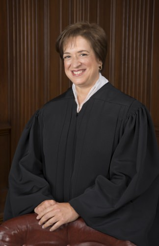 Photo: Justice Elena Kagan