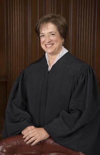 Photo: Justice Elena Kagan