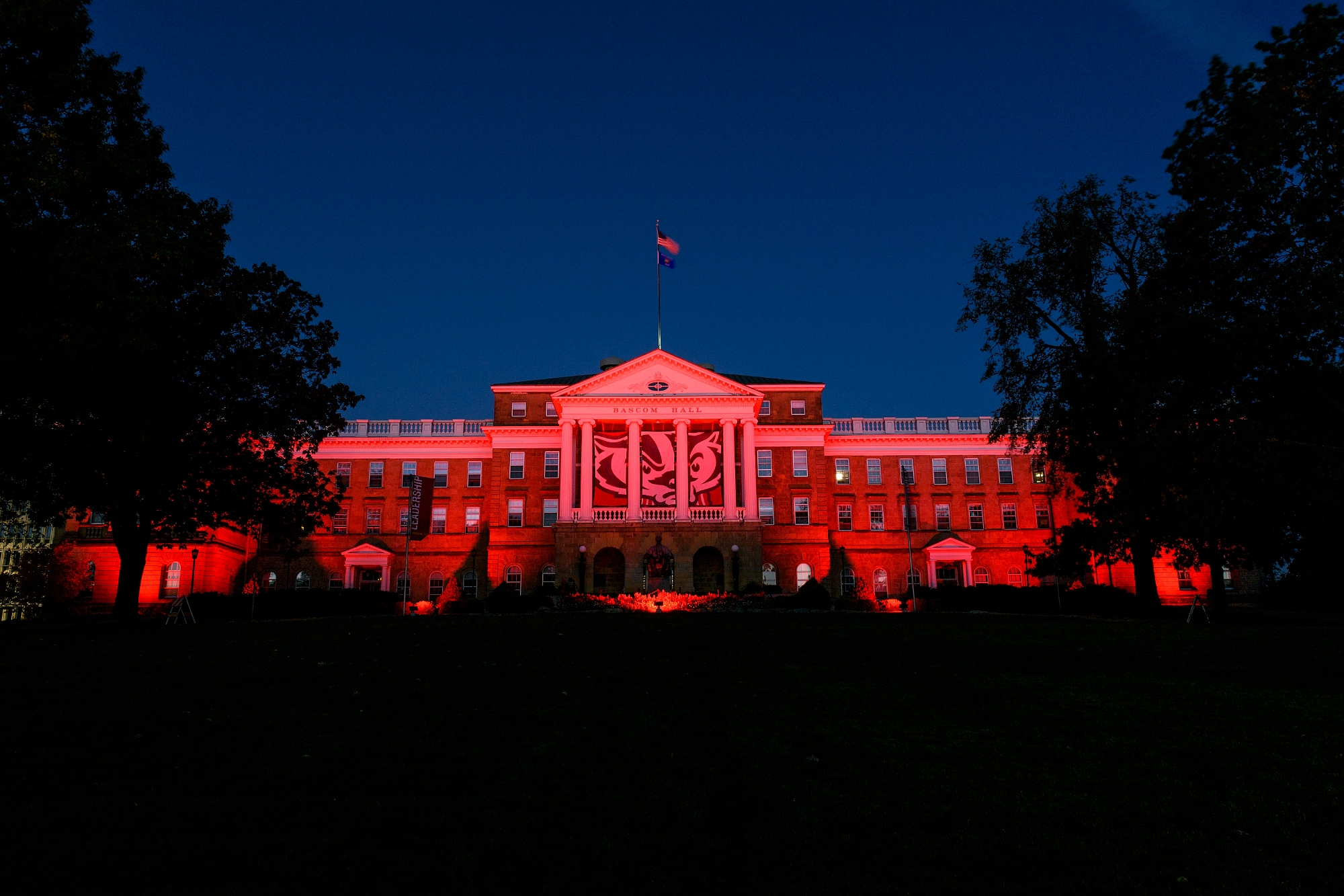 Uw Madisons Science Hall In All Its Red >> Kellners Mark Homecoming With 25 Million Gift