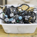 """Radical Jewelry Makeover: Wisconsin"" relies on donations of old jewelry from people in the community. Madison-area residents came through strongly, contributing enough unwanted items to fill 12 medium-sized cardboard boxes."