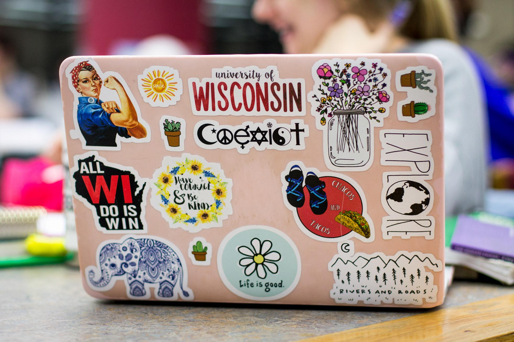 Sophomore amelia moores laptop emily hamer