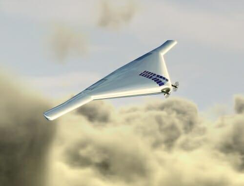 Image: VAMP above Venus clouds