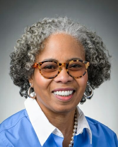 Photo: Gloria Ladson-Billings