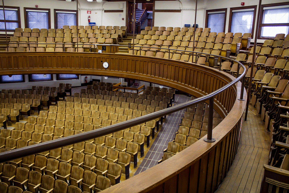 Student To Student Uw S Best Lecture Halls And Classrooms