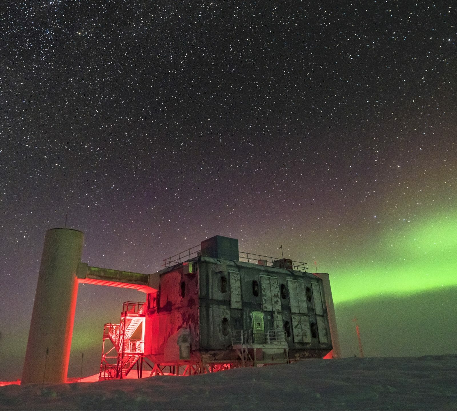 In a cosmic first, scientists detect 'ghost particles'