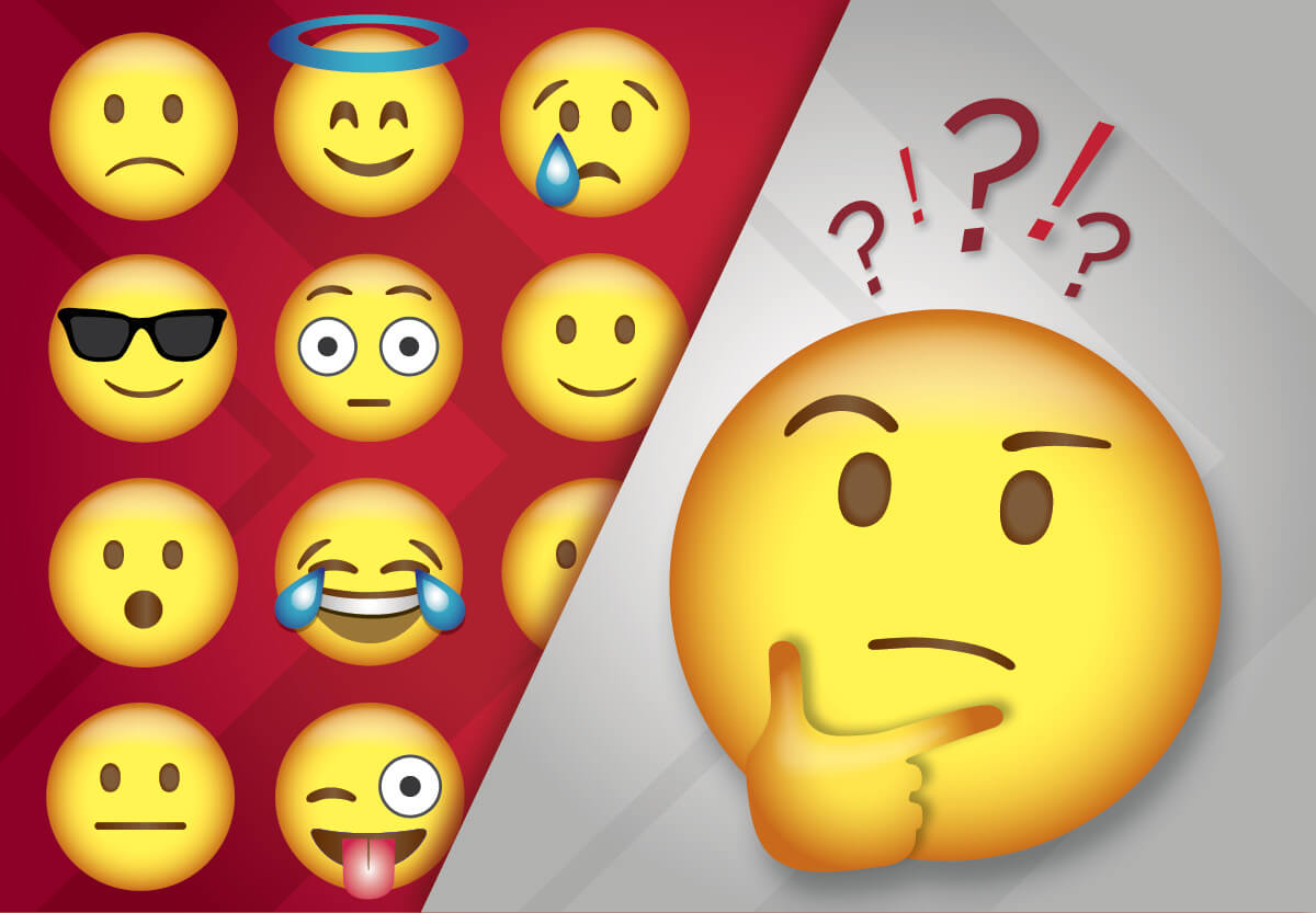 away with words emoji help brands communicate with customers