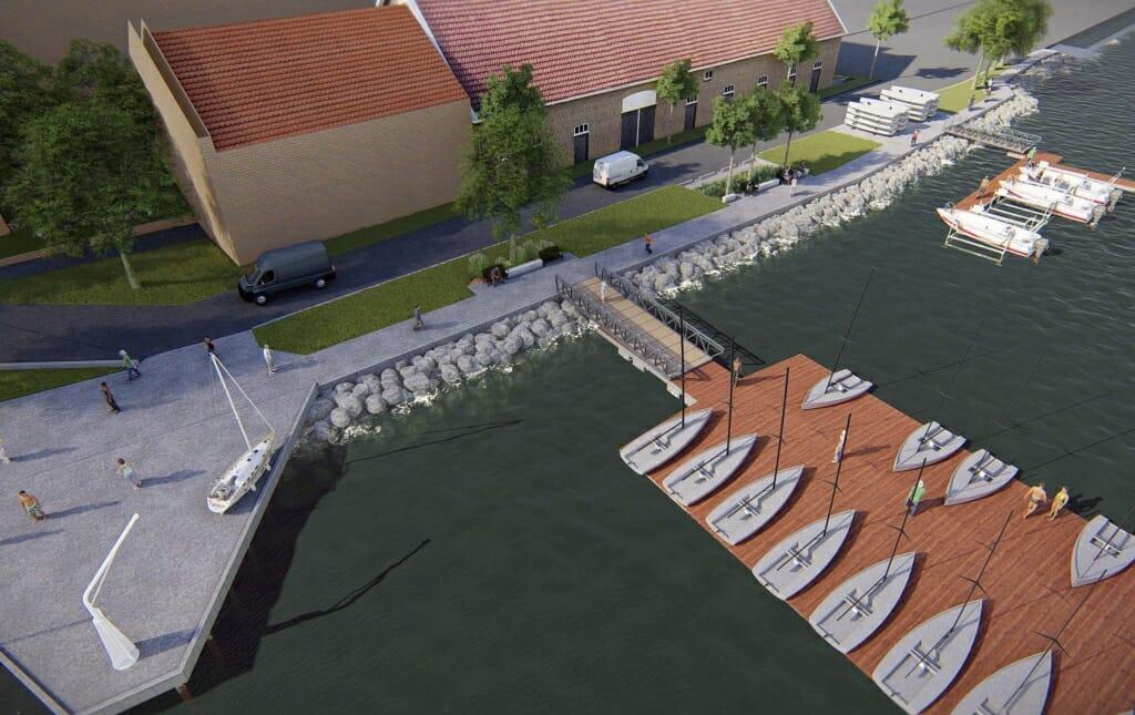 Tong family makes $1 million gift towards Hoofer marina ...