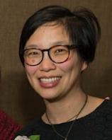 Photo: Portrait of Helen Lee