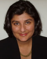 Photo: Portrait of Vaishali Bakshi