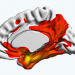 An image of the brain from the Wisconsin Alzheimer's Disease Research Center , which uses cutting edge molecular tau and amyloid imaging and fluid biomarker techniques together with neurobehavioral measurements to study how AD begins and what can be done to prevent i.t